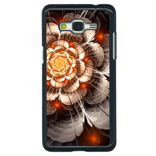 1 Crazy Designer Abstract Flower Pattern Back Cover Case For Samsung Galaxy J5 C631507