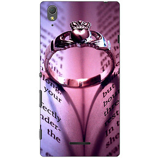 1 Crazy Designer Proposal Back Cover Case For Sony Xperia T3 C640730