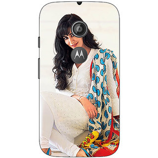 1 Crazy Designer Bollywood Superstar Chitrangada Singh Back Cover Case For Moto E2 C651042