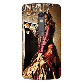 1 Crazy Designer Bollywood Superstar Chitrangada Singh Back Cover Case For Moto X Play C661033