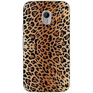 1 Crazy Designer Cheetah Leopard Print Back Cover Case For Moto G3 C670078