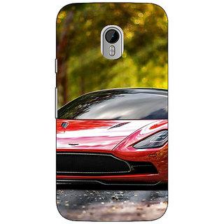 1 Crazy Designer Super Car Aston Martin Back Cover Case For Moto G3 C670612