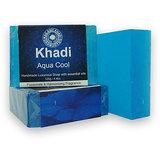 Khadi Soap Aqua Cool ( Pack Of 3 )