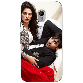 1 Crazy Designer Bollywood Superstar Nargis Fakhri Ranbir Kapoor Back Cover Case For Moto G3 C670973