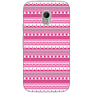 1 Crazy Designer Pattern  Back Cover Case For Moto G3 C670798