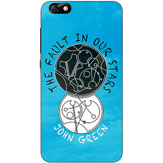 1 Crazy Designer TFIOS World  Back Cover Case For Huwaei Honor 4X C690114