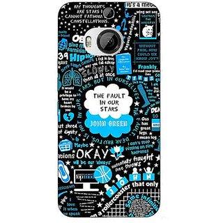 1 Crazy Designer TFIOS Fancy  Back Cover Case For HTC M9 Plus C680109