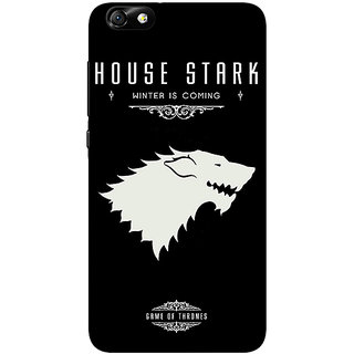 1 Crazy Designer Game Of Thrones GOT House Stark  Back Cover Case For Huwaei Honor 4X C690132