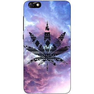1 Crazy Designer Weed Marijuana Back Cover Case For Huwaei Honor 4X C690495