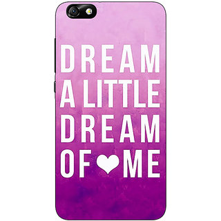1 Crazy Designer Dream Love Back Cover Case For Huwaei Honor 4X C690090