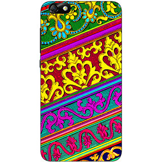 1 Crazy Designer Floral Pattern  Back Cover Case For Huwaei Honor 4X C690668