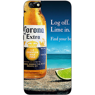1 Crazy Designer Corona Beer Back Cover Case For Huwaei Honor 4X C691237