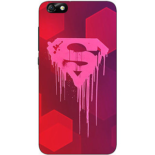 1 Crazy Designer Superheroes Superman Back Cover Case For Huwaei Honor 4X C690380