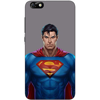 1 Crazy Designer Superheroes Superman Back Cover Case For Huwaei Honor 4X C690382
