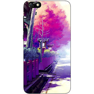 1 Crazy Designer Wonderland Back Cover Case For Huwaei Honor 4X C690735