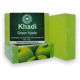 Khadi Soap Green Apple ( Pack Of 3 )