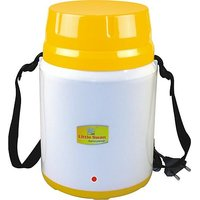 LITTLE SWAN ELECTRIC LUNCH BOX 3 CONTAINER