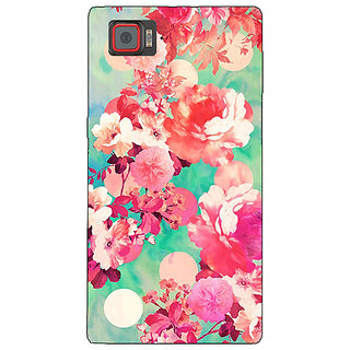 1 Crazy Designer Floral Pattern  Back Cover Case For Lenovo K920 C720675