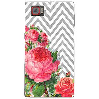 1 Crazy Designer Floral Pattern  Back Cover Case For Lenovo K920 C720679