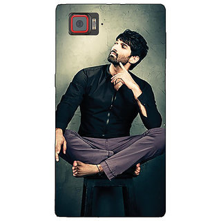 1 Crazy Designer Bollywood Superstar Aditya Roy Kapoor Back Cover Case For Lenovo K920 C720940