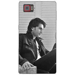 1 Crazy Designer Bollywood Superstar Ranveer Singh Back Cover Case For Lenovo K920 C720945