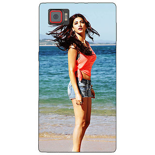 1 Crazy Designer Bollywood Superstar Shruti Hassan Back Cover Case For Lenovo K920 C721013