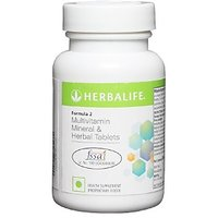 Herbalife Formula 2 Multivitamin Mineral And Herbal Tablets, 90 Tablets Unflavoured