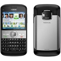 Nokia E5 Full Body Housing Faceplate Original Quality- Black - 2399918