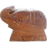 Puzzle Jwellery Box : Wooden Stylish & Designer Puzzle Box