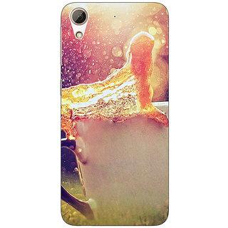 1 Crazy Designer Coffee Back Cover Case For HTC Desire 626S C950683