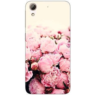 1 Crazy Designer Floral Pattern  Back Cover Case For HTC Desire 728 C960657