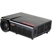 EGATE P513 HD 1080P LED Projector HDMI Cinema Theater PC USB/AV/VGA/HDMI