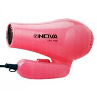 Nova Hair Dryers 1000w