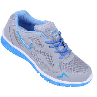 ORBIT GIRLS SPORTS RUNNING SHOES LS003 GREY FIROJI