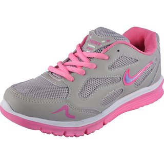 ORBIT GIRLS SPORTS RUNNING SHOES LS 003 PINK
