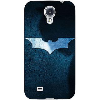 Absinthe Superheroes Batman Dark knight Back Cover Case For Samsung Galaxy S4 I9500