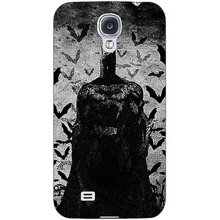 Absinthe Superheroes Batman Dark knight Back Cover Case For Samsung Galaxy S4 I9500