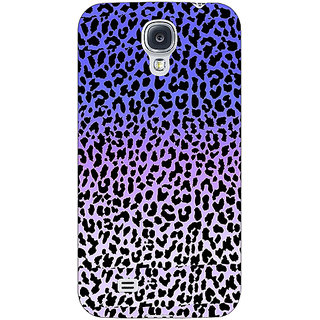 Absinthe Cheetah Leopard Print Back Cover Case For Samsung Galaxy S4 I9500