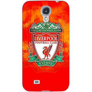 Absinthe Liverpool Back Cover Case For Samsung Galaxy S4 I9500