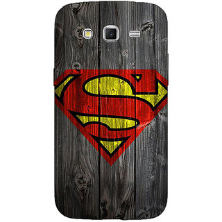 Absinthe Superheroes Superman Back Cover Case For Samsung Galaxy Grand 2