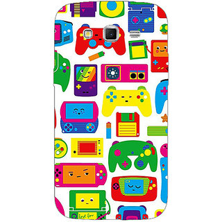 Absinthe Gamer Back Cover Case For Samsung Galaxy Grand 2