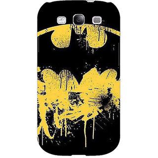 Absinthe Superheroes Batman Dark knight Back Cover Case For Samsung Galaxy Grand Duos I9082