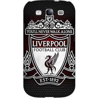 Absinthe Liverpool Back Cover Case For Samsung Galaxy Grand Duos I9082