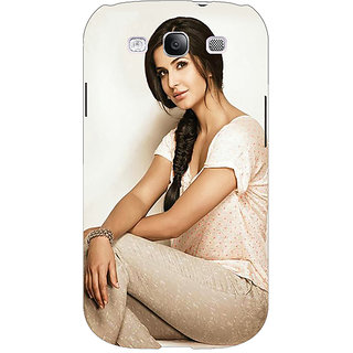 Absinthe Bollywood Superstar Katrina Kaif Back Cover Case For Samsung Galaxy Grand Neo GT-I9060
