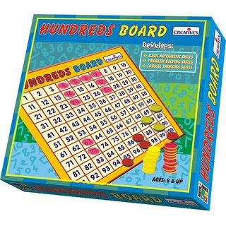 Hundreds Board Maths
