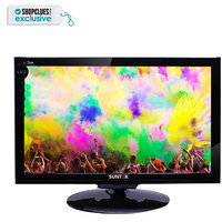 SUNTEK 2402 (59cm) Full HD LED TV With USB And HDMI-Samsung Panel Inside