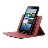 Callmate Case For IPad Mini 2 /Samsung Tab /8 Inch Tablet PC-Red
