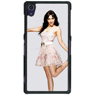 Absinthe Bollywood Superstar Neha Sharma Back Cover Case For Sony Xperia Z1