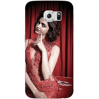 Absinthe Bollywood Superstar Deepika Padukone Back Cover Case For Samsung S6