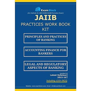 JAIIB Practices Work Book Kit